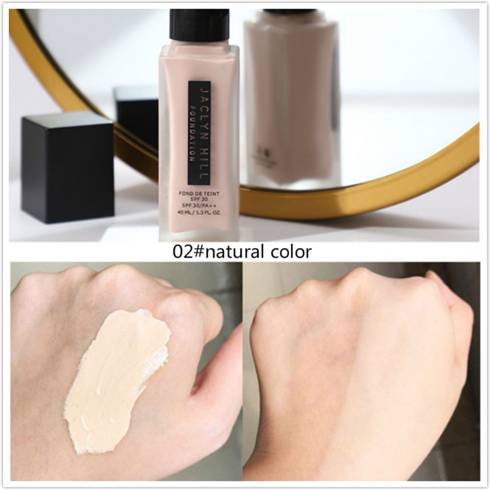 Face BB Cream Isolation Nude Concealer Oil Control Moisturizing Liquid Foundation CC Cream