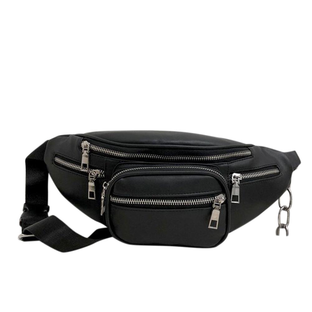 Ladies Fashion Bag Single Shoulder Cross-bag Leisure Students Style Chest Bag
