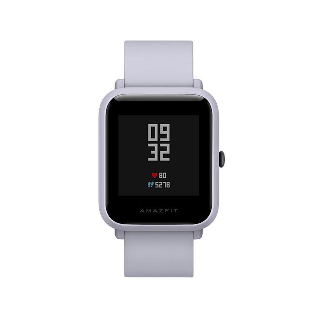 Huami Amazfit Bip Smart Watch Bluetooth GPS Sport Heart Rate Monitor IP68 Waterproof Call Reminder MiFit APP Alarm Vibration gray