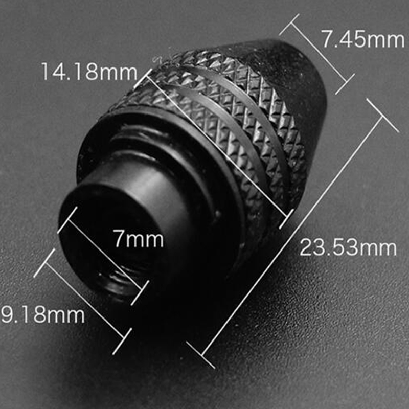 0.3mm-3.2mm Universal Electric Grinding Chuck Grinder Rotary Tool M8 x 0.75mm or M7 x 0.75mm Long tail M8x0.75mm