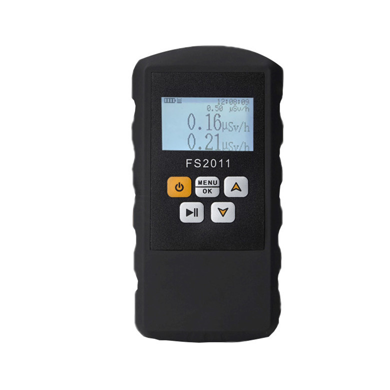 FS2011 Nuclear Radiation Detection Instrument  XY Ray Radiation  Tester Rechargeable