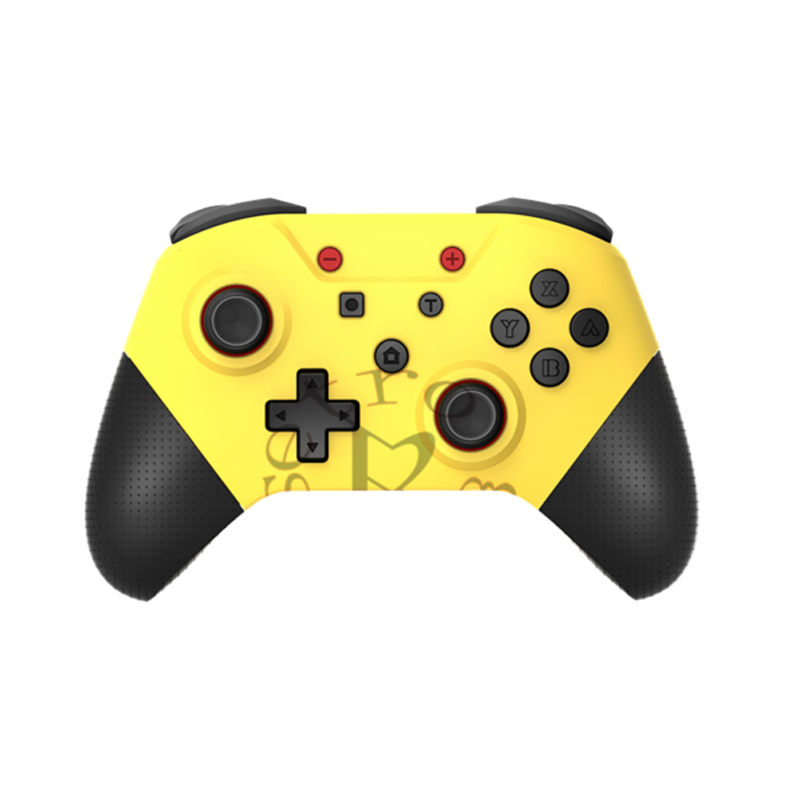 Wireless Game Controller For Switch Pro NS Gamepad Joypad Remote Controller yellow