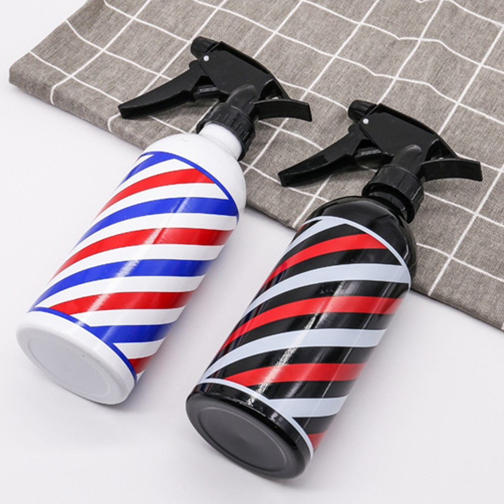 Hair Salon Special Hair Sprayer Barber Shop Aluminum Sprayer Bottle 500ml white