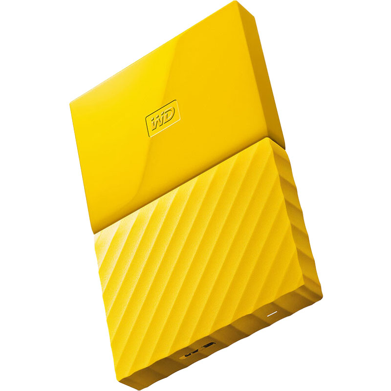 Western Digital HDD Storage Yellow