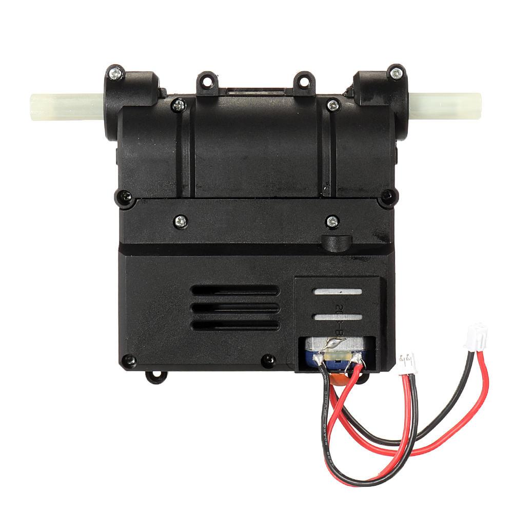 Gear Box For SG 1203 1/12 Drift RC Tank Car High Speed Vehicle Models RC Car Parts black