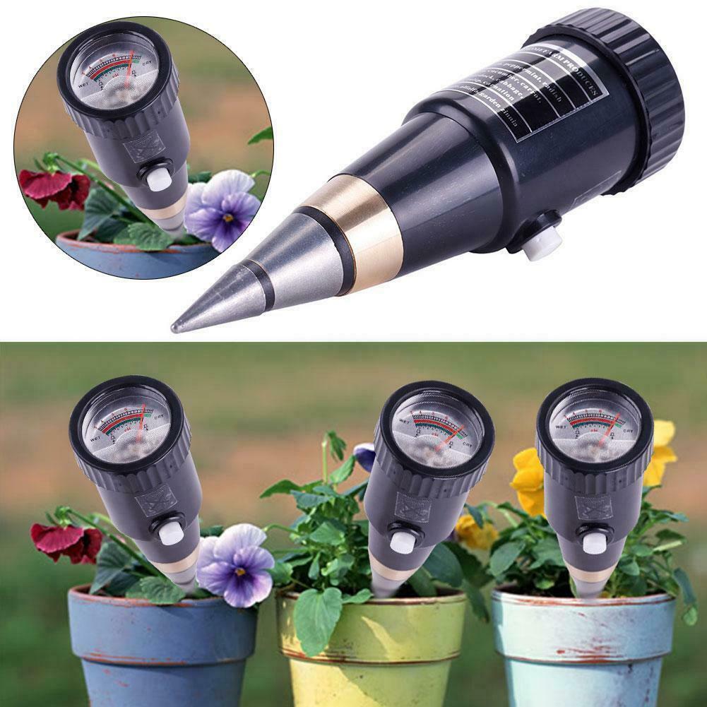PH Tester Soil Moisture Humidity Meter Detector Garden Plant Flower Testing Tool Soil pH meter