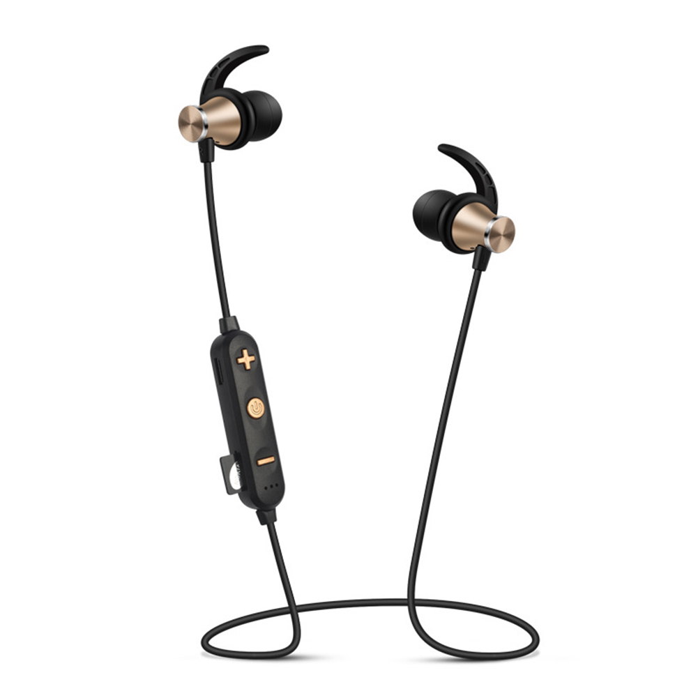 Wireless Earbuds - Gold