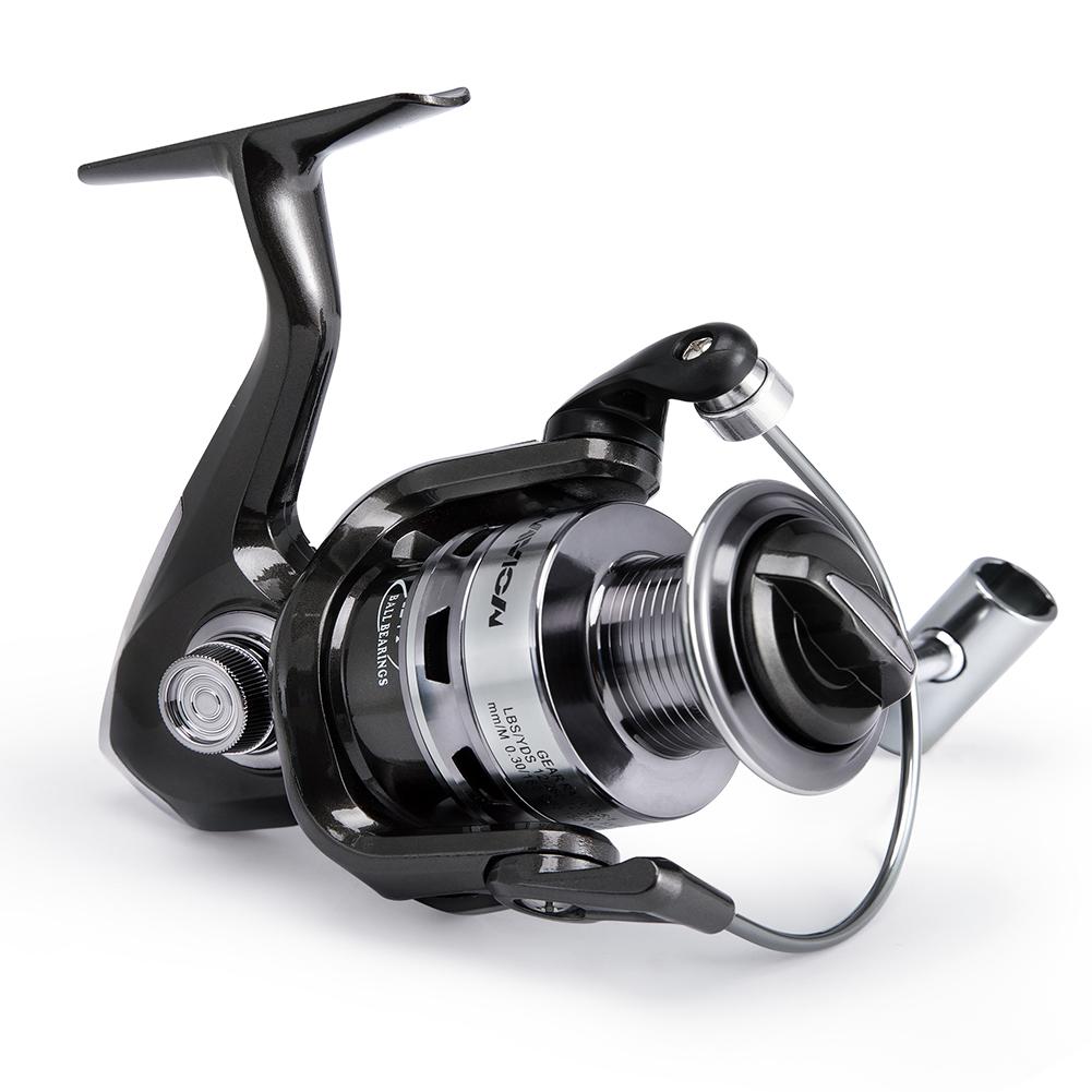 Metal Head 12 Axis Fishing Spinning Reel Metal Rocker Arm Sea Fishing Spindle Reel AC3000