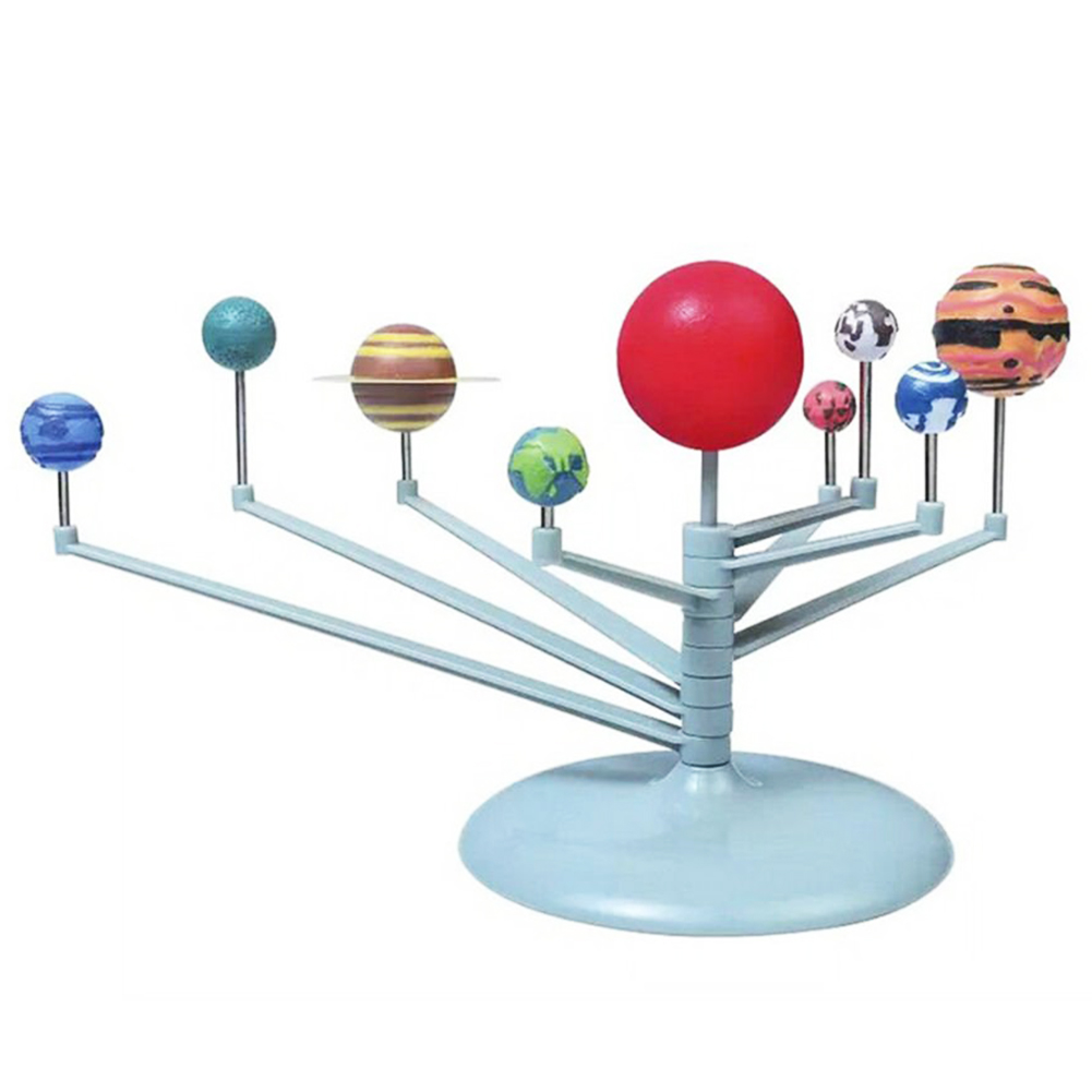 3D Solar System Learning Study Science Kits