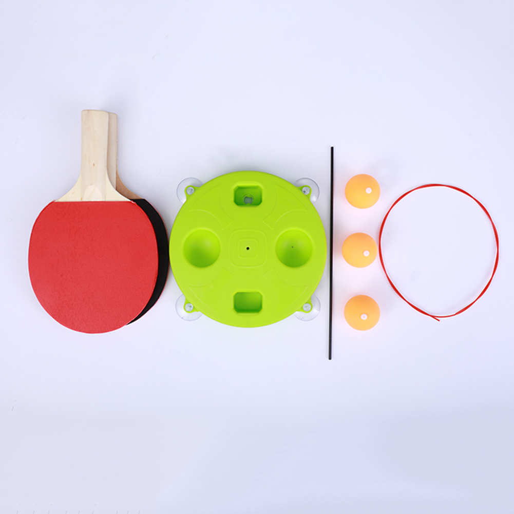 Elastic Soft Shaft Table Tennis Trainer Elastic Rod as shown