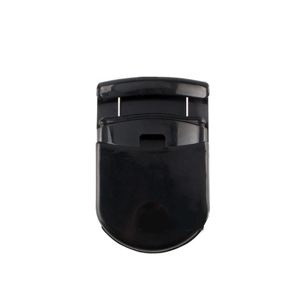Eyelash Clip Portable Eyelash Curler for Women eyelash curler - solid black