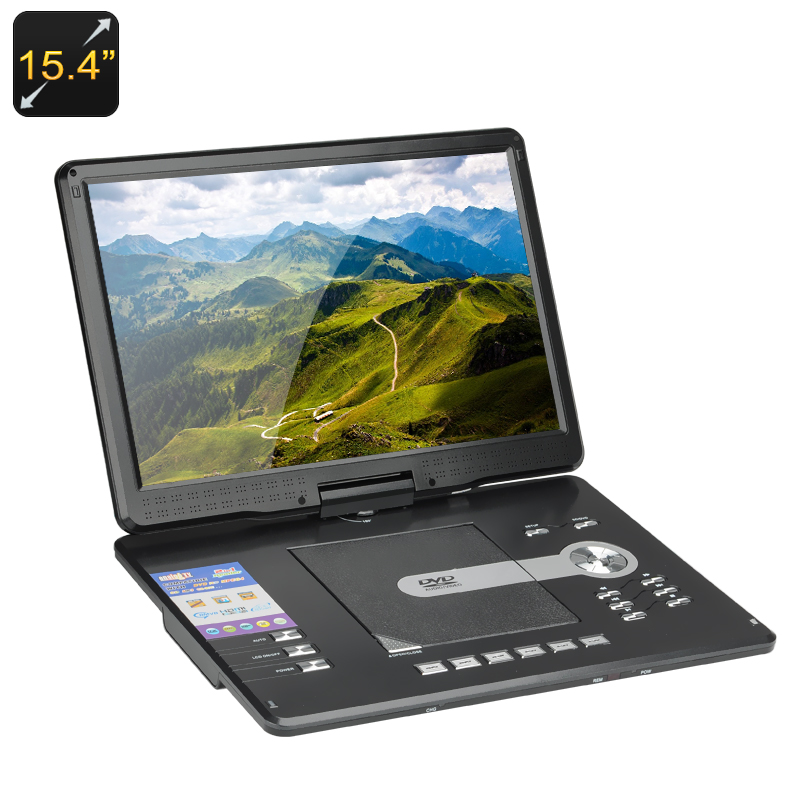 15.4 Inch Portable HD DVD Player