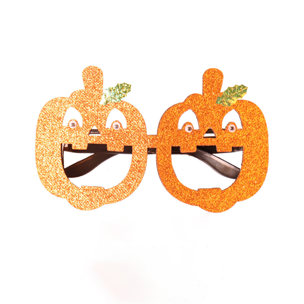 Halloween Glasses Ghost Pumpkin Spider Shape Decoration Glasses