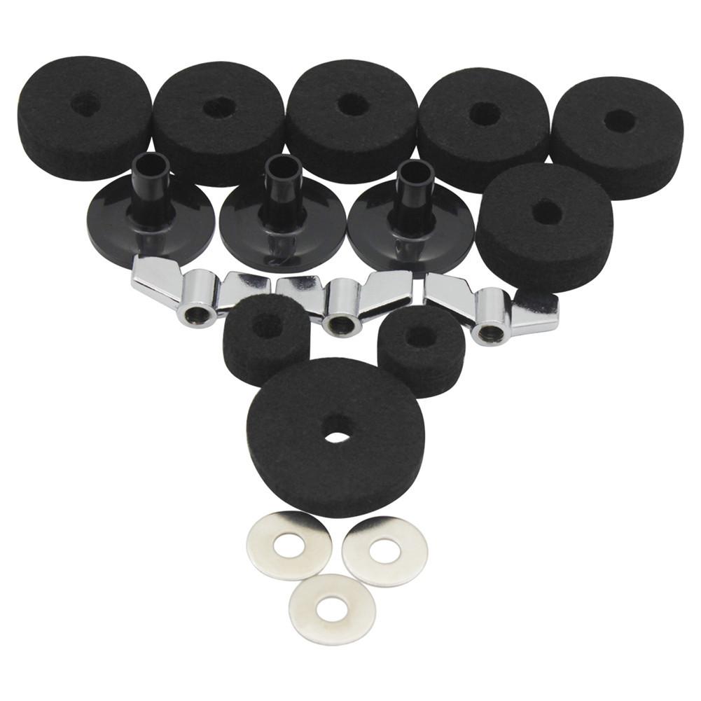 DS-18 Drum Set Replacement Parts Accessories  black