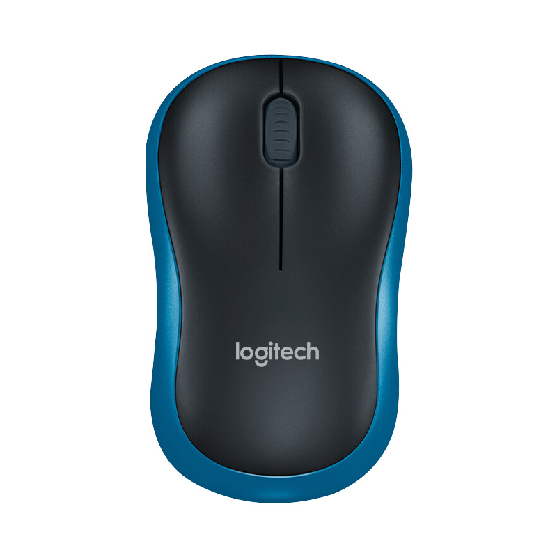 Logitech M186 Mouse blue
