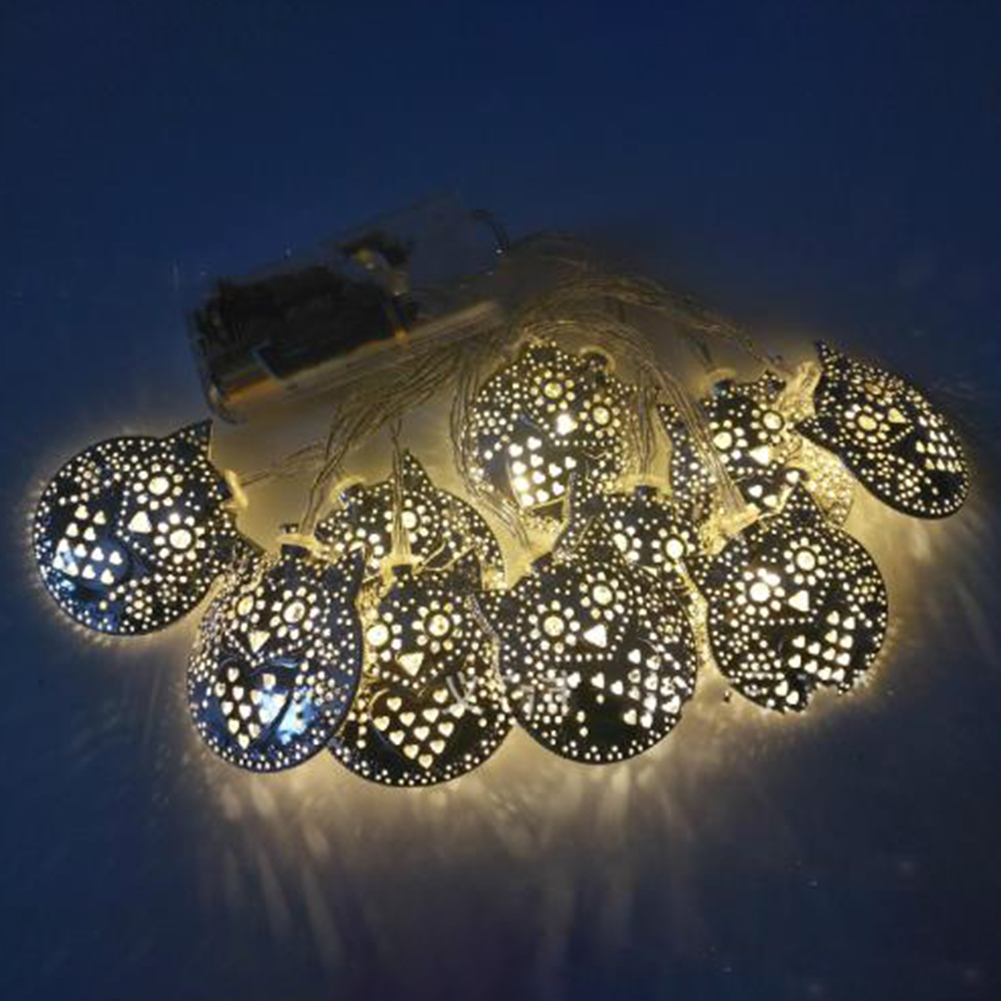 LEDs Fairy Lovely Owl Battery Operated String Lights LED Decoration for Christmas Garland On the Window White