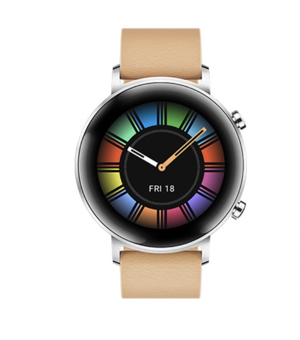 Original HUAWEI Watch GT2 46mm 55024310 (Huawei Japanese products cannot be sold without permission) Gravel Beige_42mm