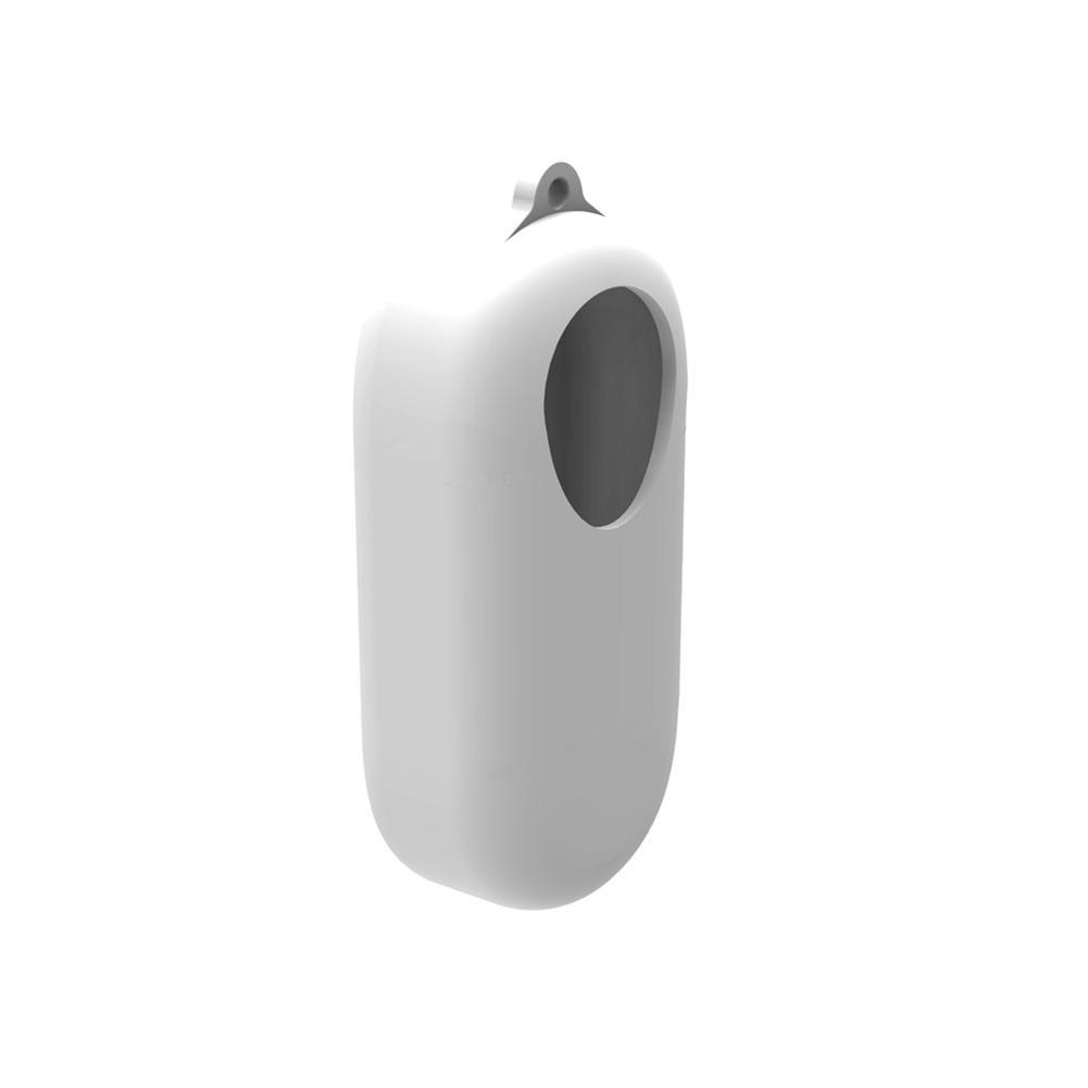 For insta360 GO Accessories Silicone Camera Cover Lens Protector Case Anti-shake Cameras Shell Accessories white