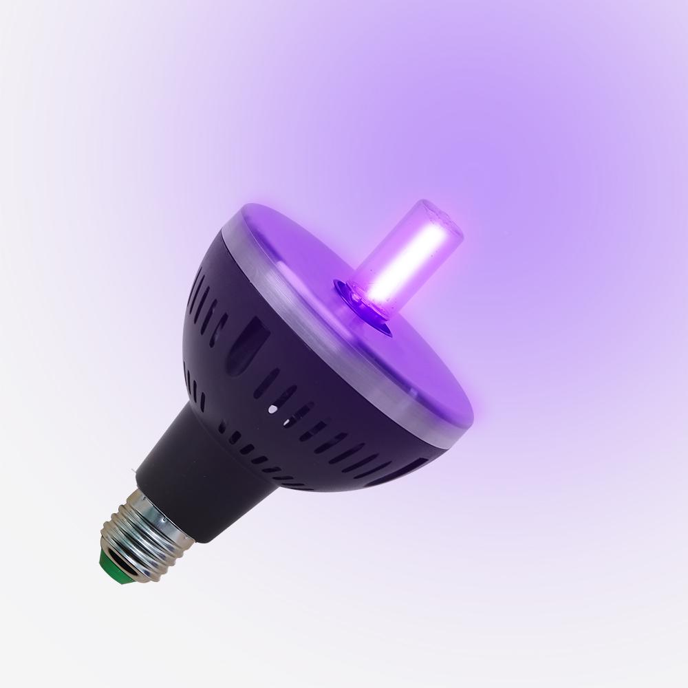 3W E27 UVC Light Sterilization Germicidal Lamp for Home Bedroom Living Room E27