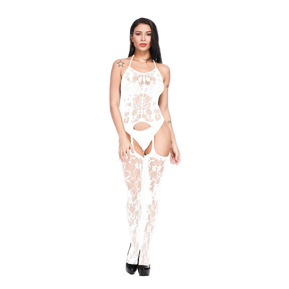 Women lingerie Porn Sexy Hot Erotic Teddy Sexy Babydoll Underwear Sexy Costumes white