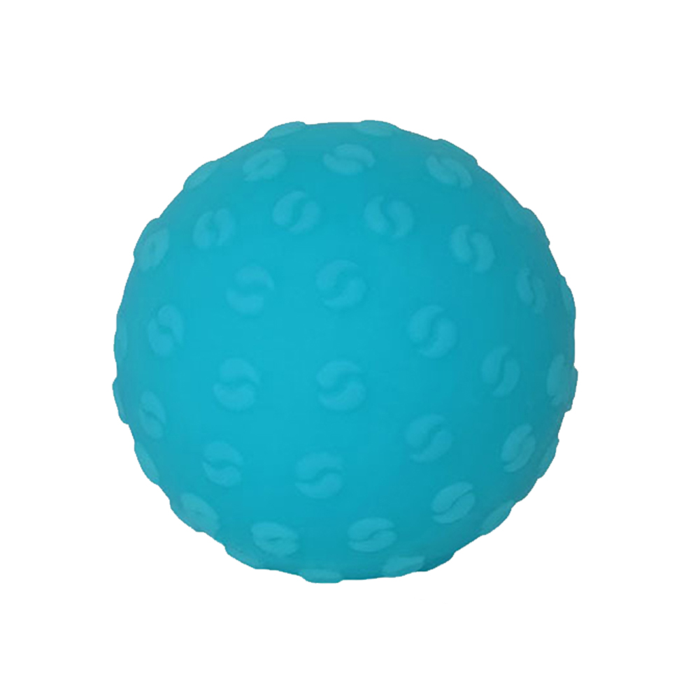 Massage Ball Lightweight Fitness Training Lacrosse Ball Body Yoga Sport Exercise Yoga Massage Ball blue