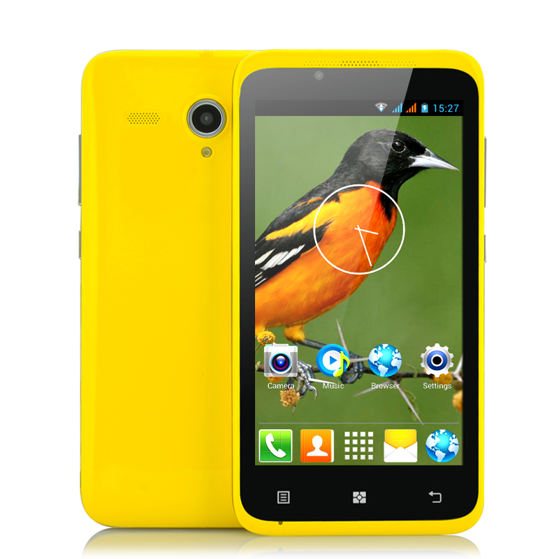 4.5 Inch Budget Android 4.2 Phone -Oriole (Y)