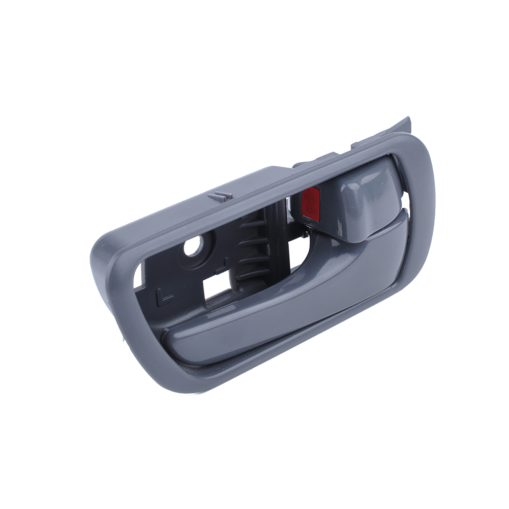 Inside Interior Door Handle Replacement for Camry 2002-2006 OE:69205-33040RH 69206-33040LH gray