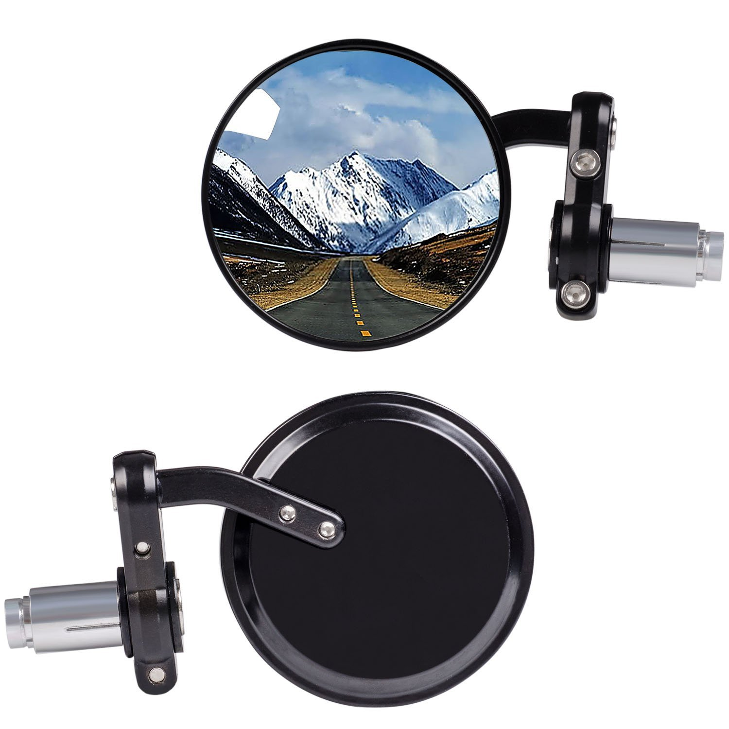 Motorcycle Rear View Side Mirror