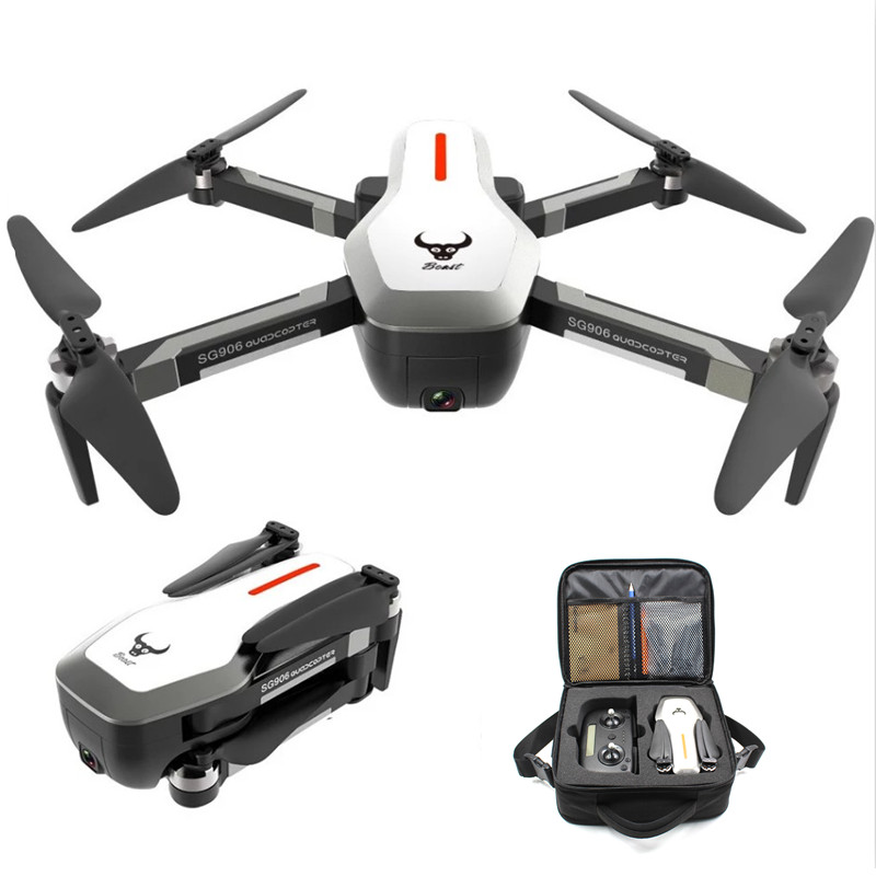 ZLRC Beast SG906 5G Wifi GPS FPV Drone with 4K Camera and Handbag 3 battery