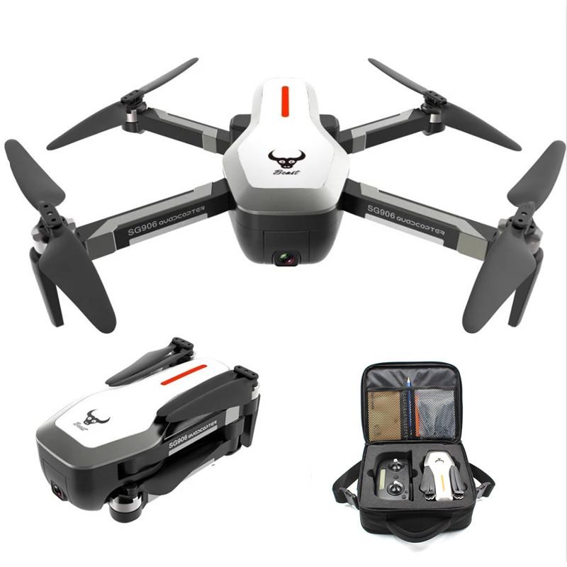 ZLRC Beast SG906 5G Wifi GPS FPV Drone with 4K Camera and Handbag 2 battery