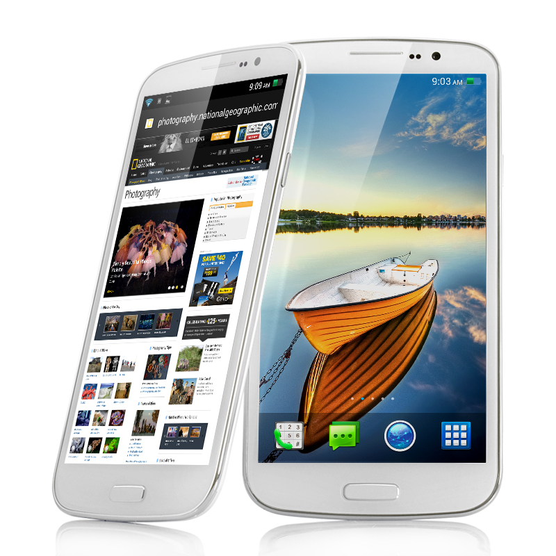 8-Core 6.5 Inch Android 4.2 Phone - Ares