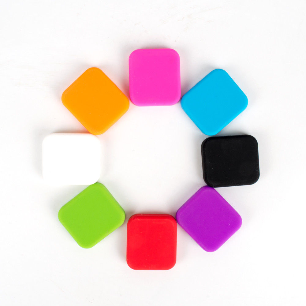 Silicone Lens Protective Cover for Gopro Hero 7 6 5 Gopro Accessories  green