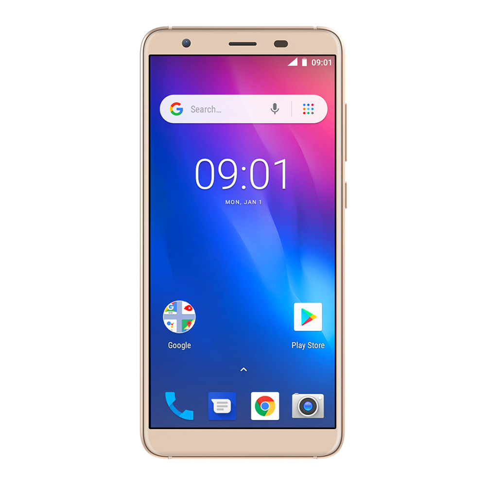 Ulefone 5.5-Inch S1 Mobile Phone Gold