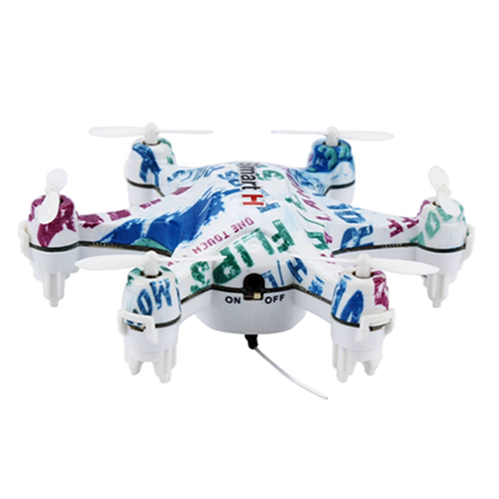 [US Direct] Chengxing CX-37-TX MINI 2.4G 3D six-axis aircraft white with remote control parent product None