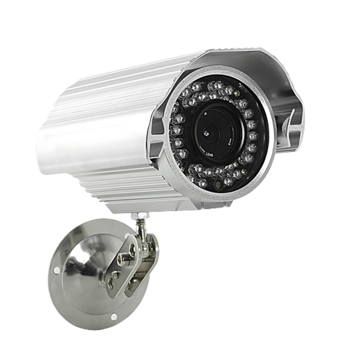 Nightvision Security Camera w/ 1/3 Inch CCD