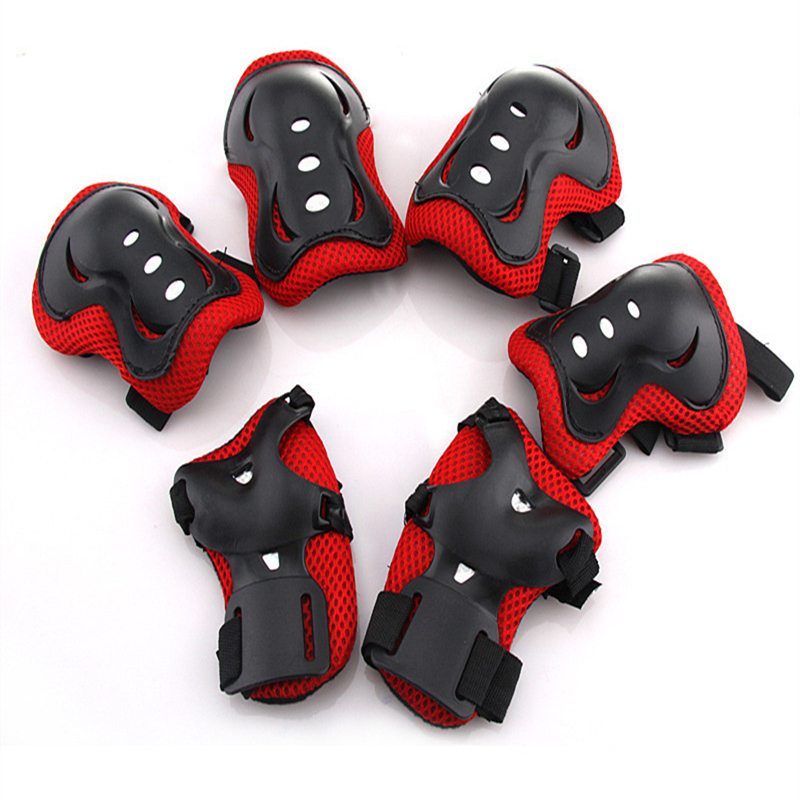 6 Pieces Kids Outdoor Sports Protective Gear