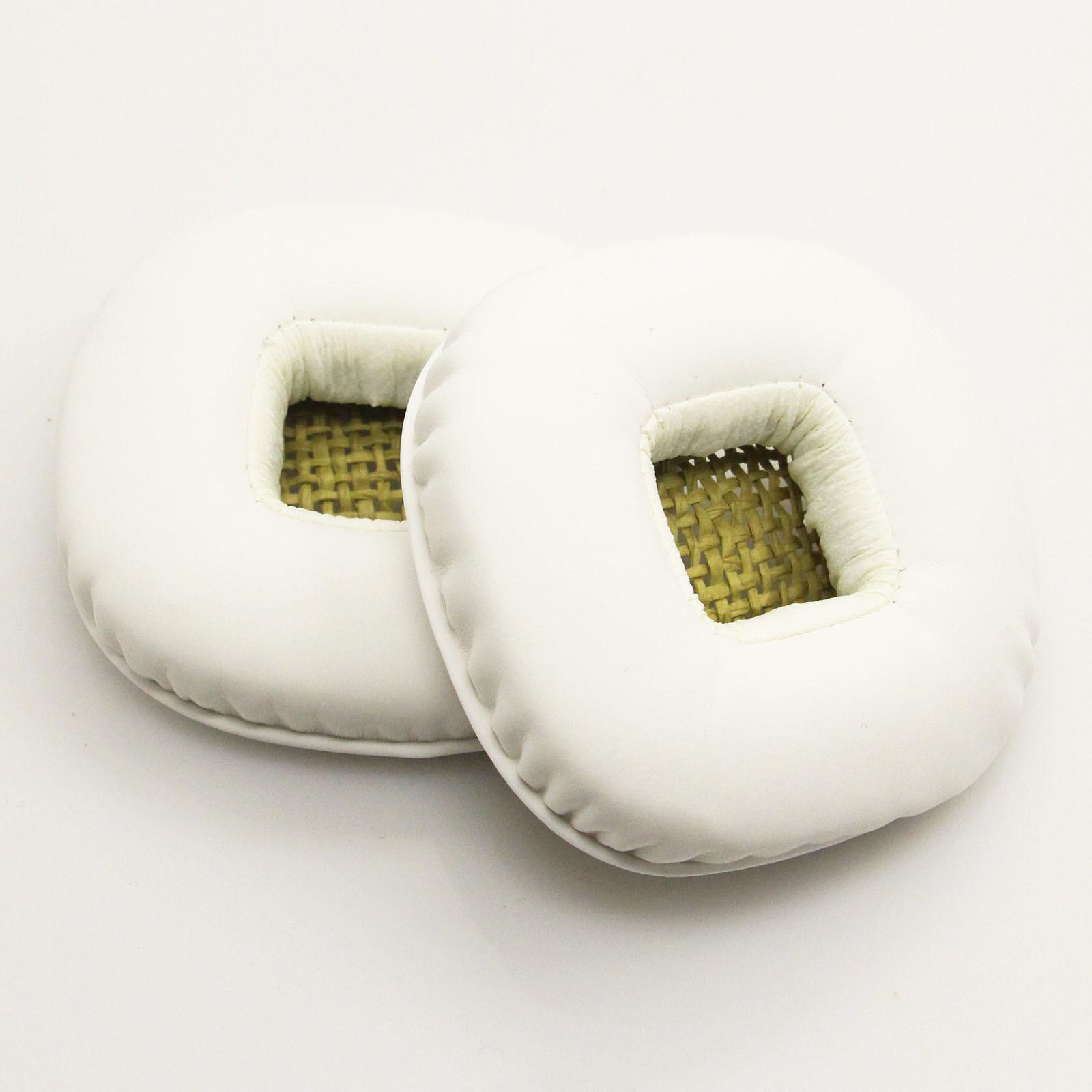 Replacement Headphone Ear Pads Soft Sponge Cushion for Marshall Major 1 2 Headphone Accessories Earpads I II Headset white