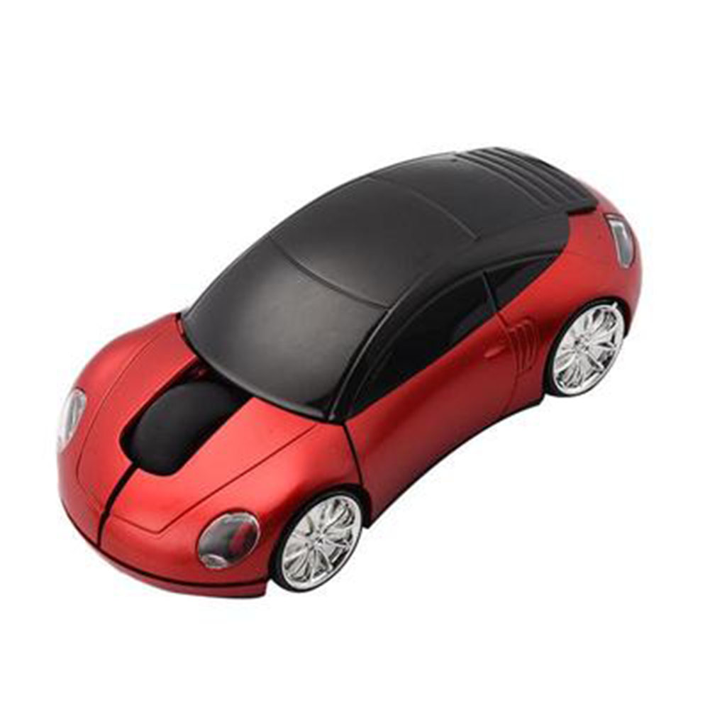 Mini Car Shape Wireless Mouse Receiver