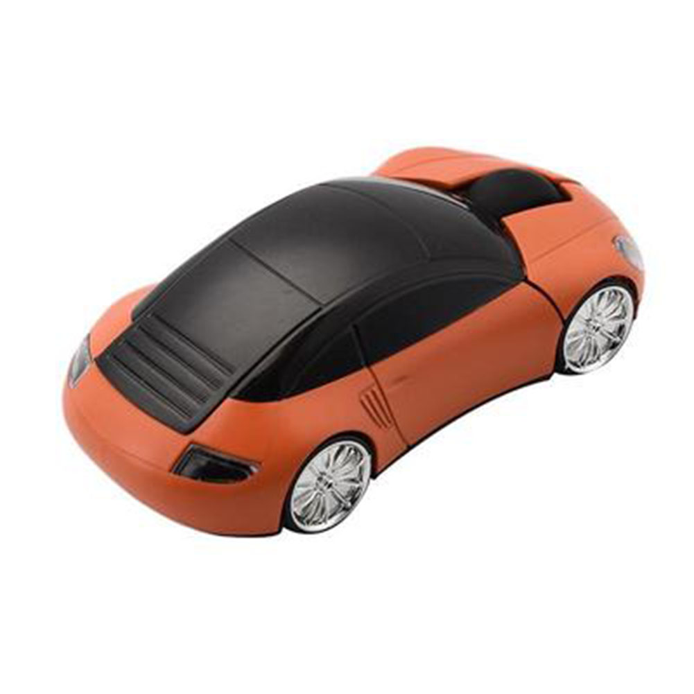 Mini Car Shape Wireless Mouse Receiver