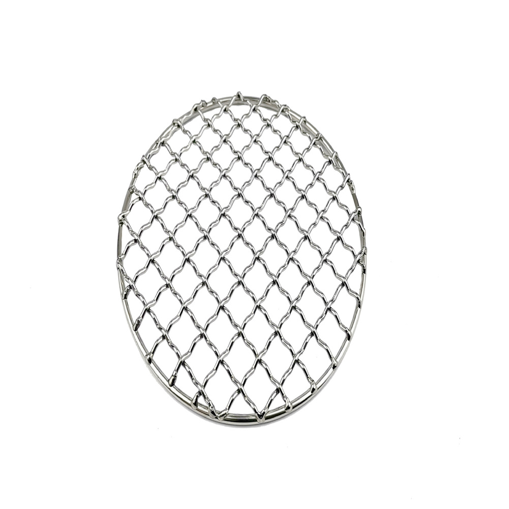 Barbecue  Net For Outdoor Camping Portable Pot Holder Camping Stove Accessories