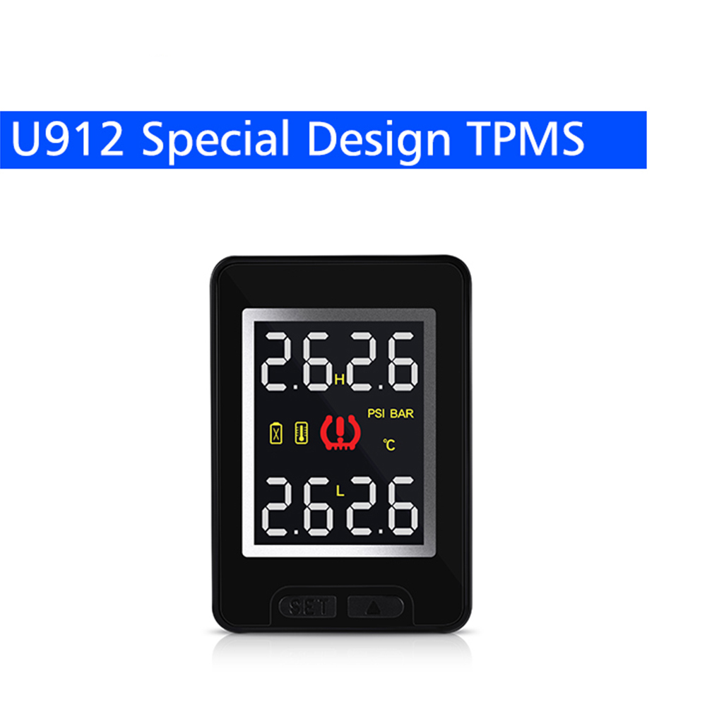 Toyota Tire Pressure Monitoring System