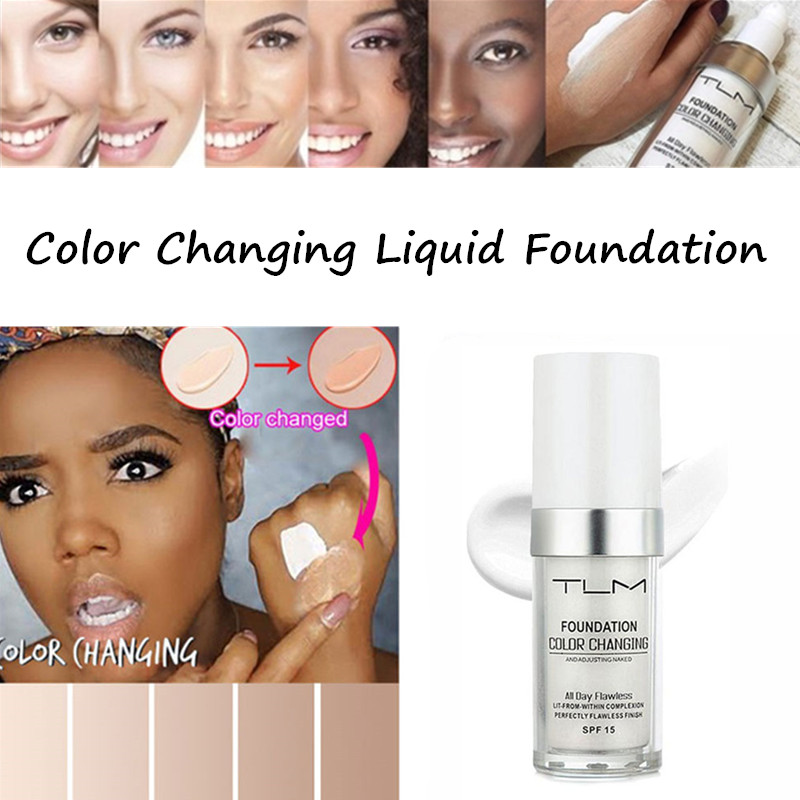 30ml TLM Color Changing Liquid Tone Concealer