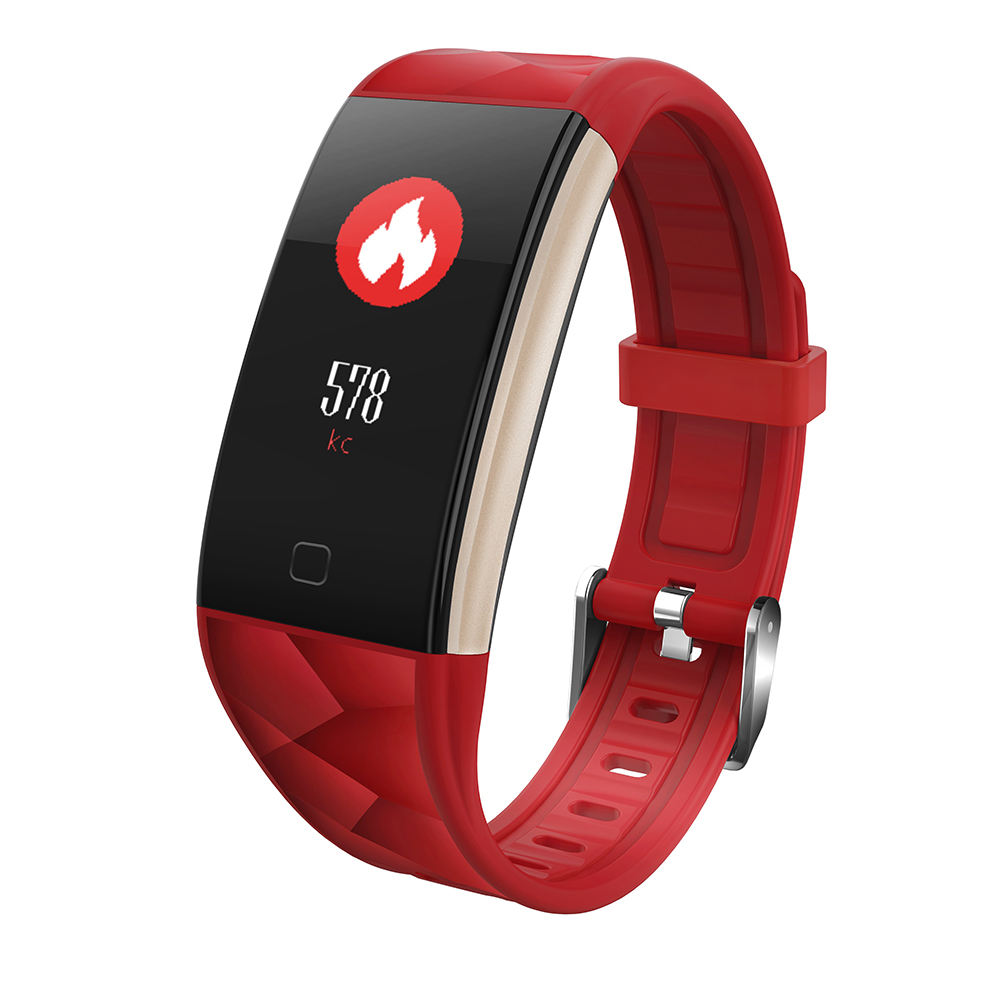 T20 Smart Watch Bracelet - Red