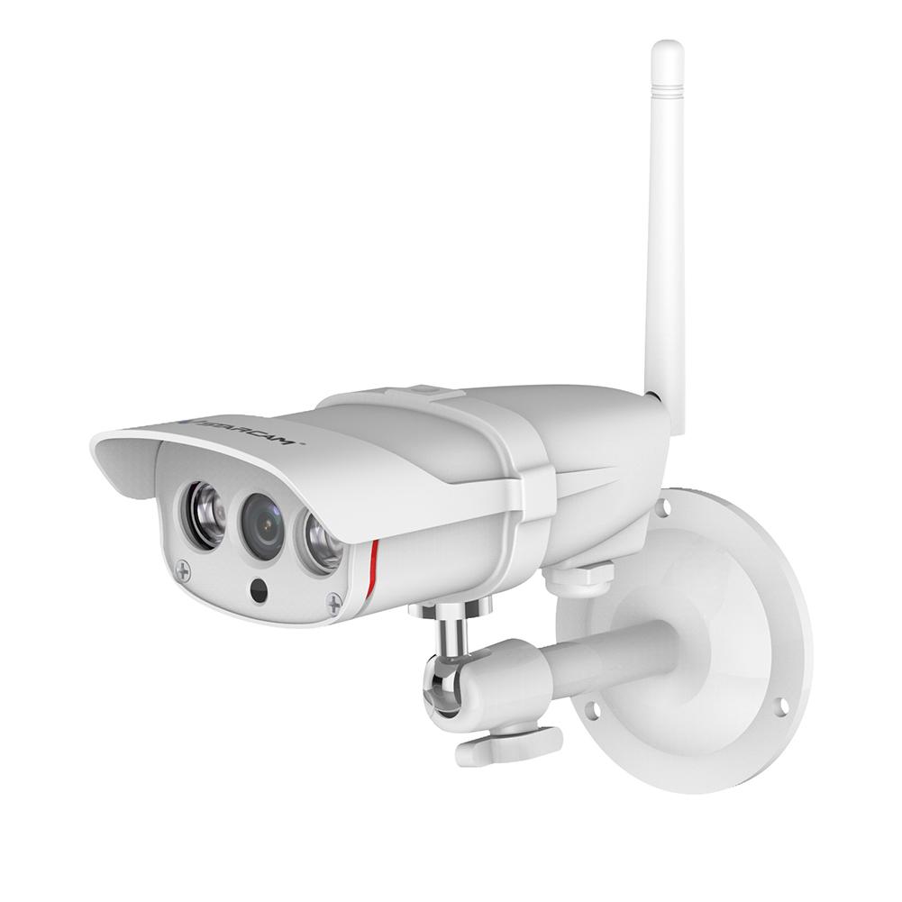 VStarcam C16S 1080P WiFi IP Camera IP67 Waterproof Outdoor 2MP Camera IR-Cut Support 128G TF Card EU plug