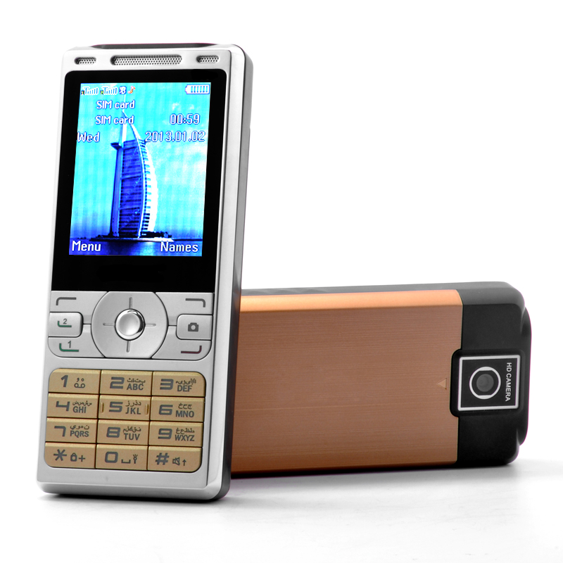 Budget Music Phone - Wellking Viny 780