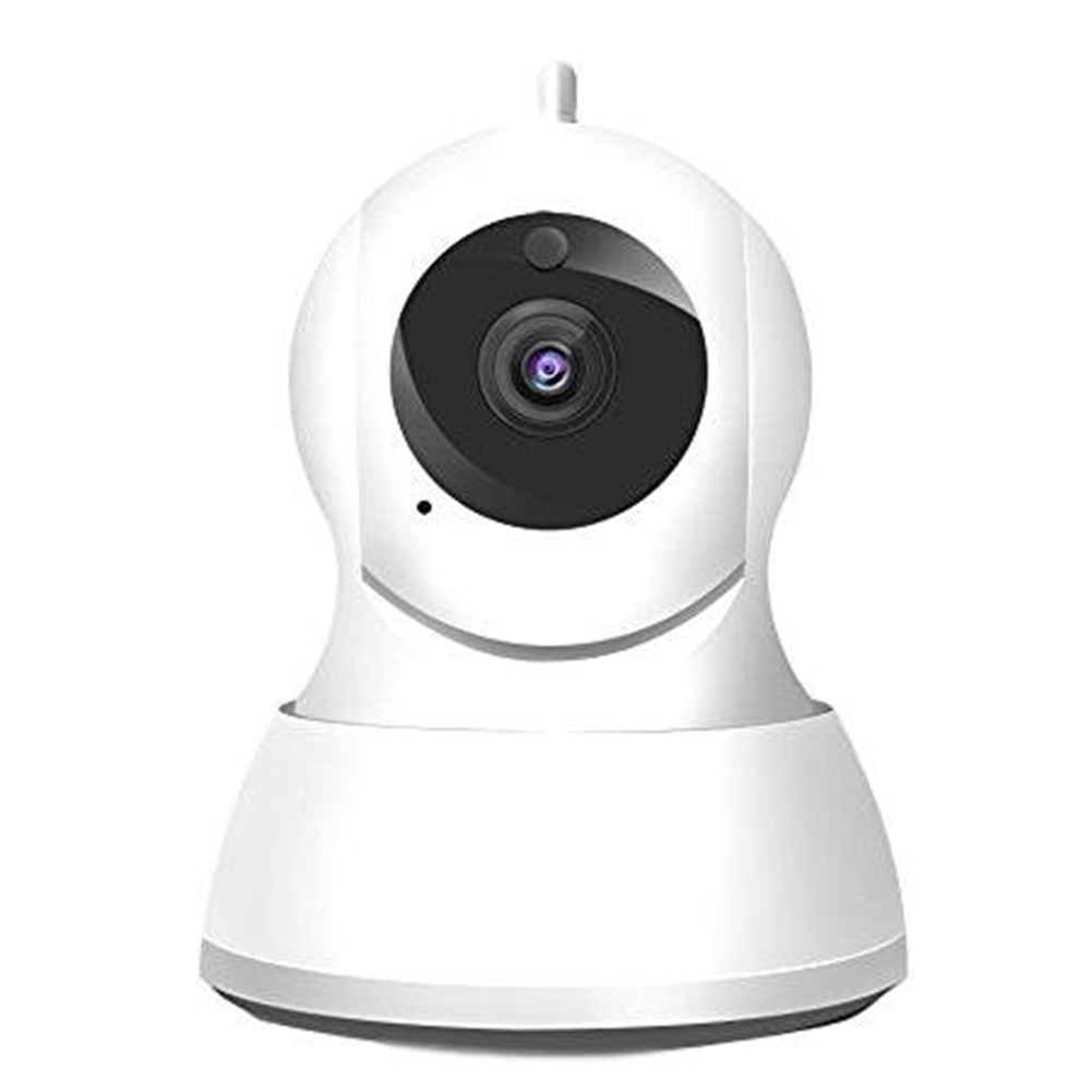 720P/1080P Wireless Security Camera, Home WiFi Wireless Security Surveillance  IP Camera Motion Detection Pan 720P HD no memory (European Standard)