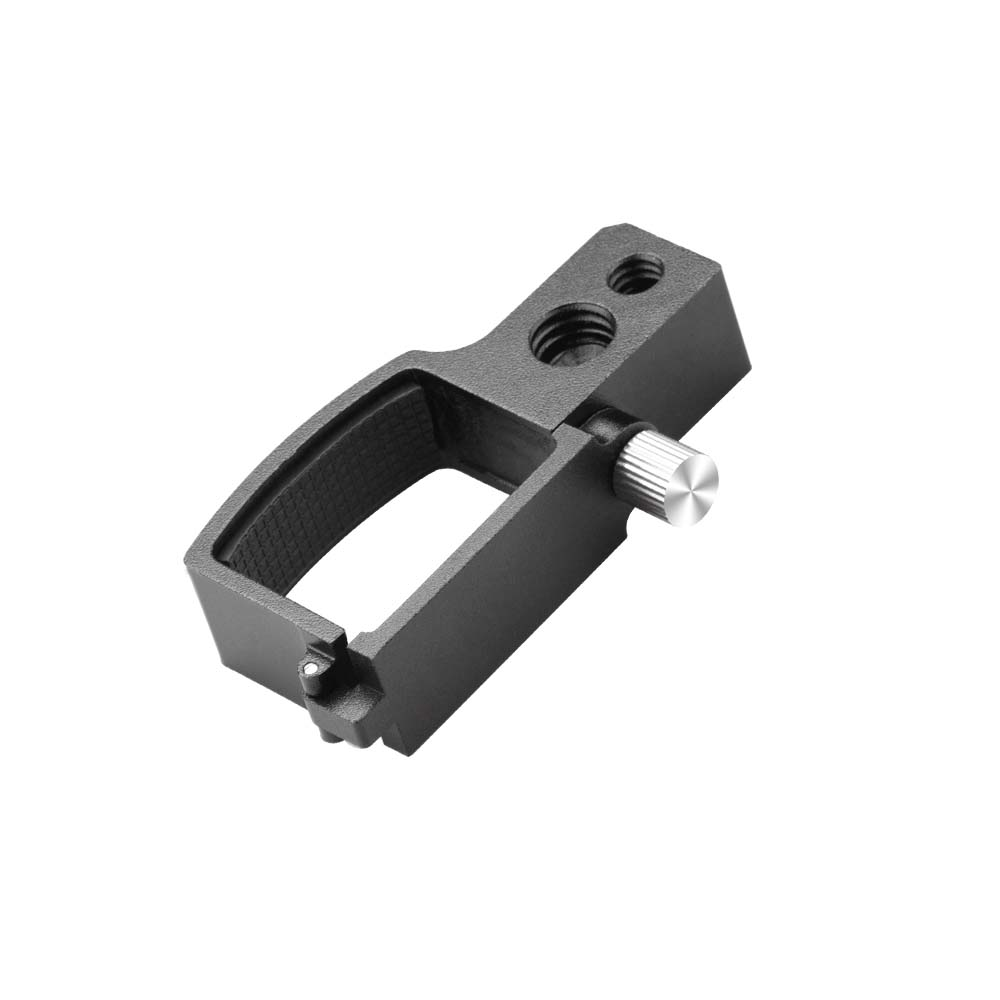 Aluminum Alloy Extension Module Handheld Gimbal Accessories for FIMI PALM PTZ Camera black