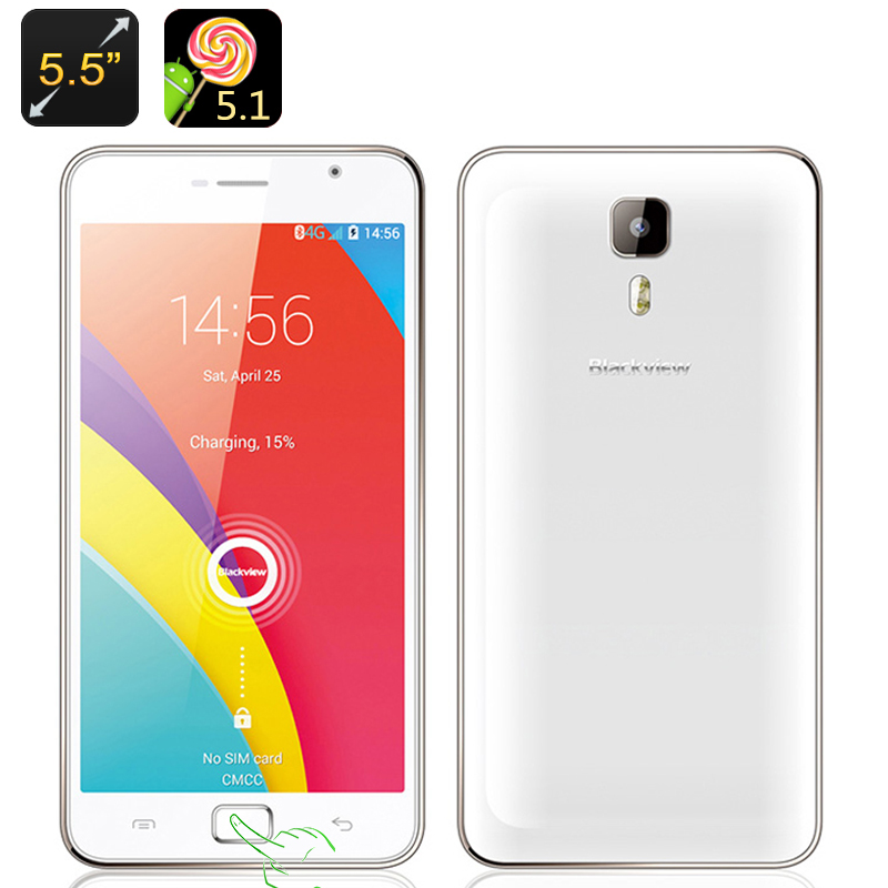 Blackview Alife P1 Pro Smartphone (White)