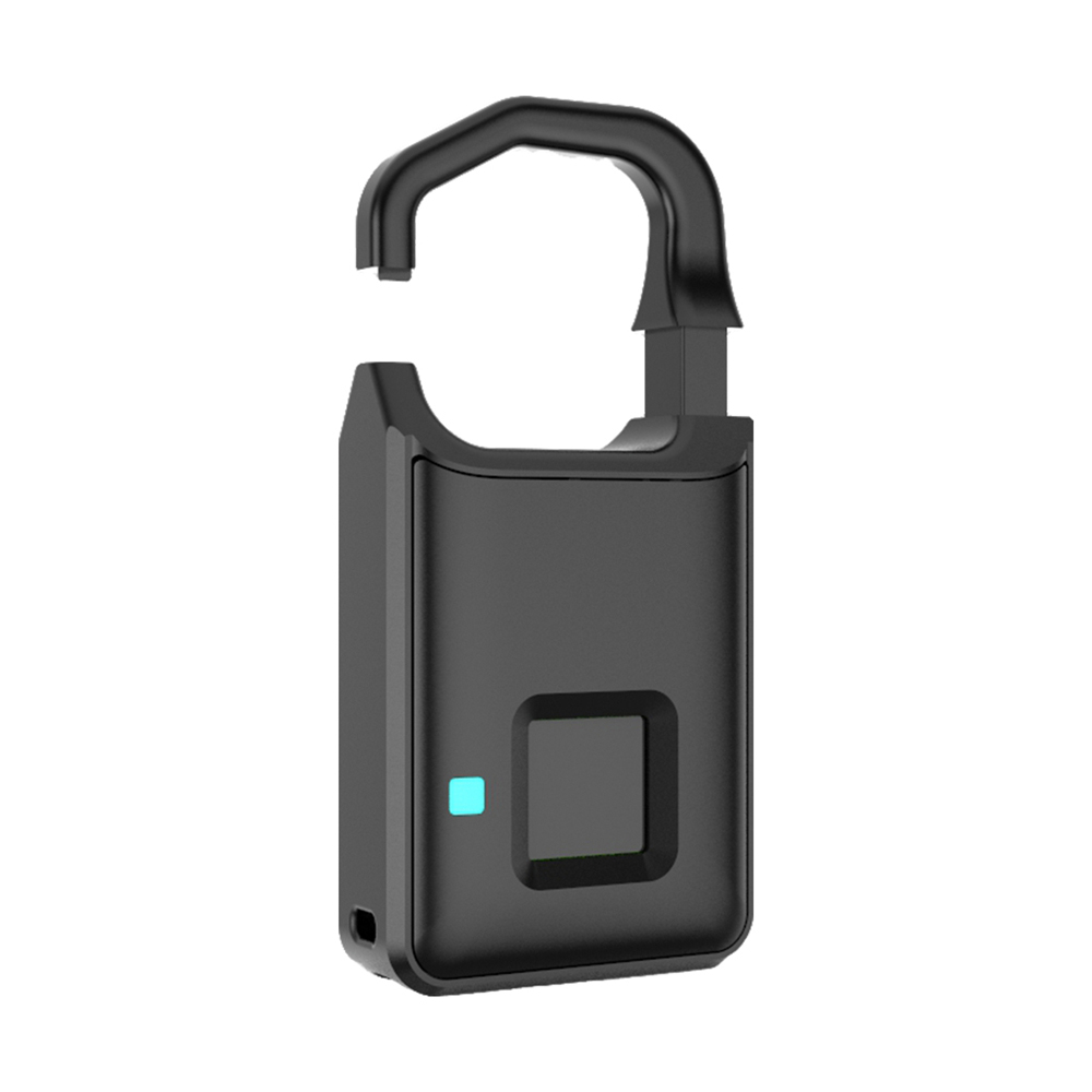 Anytek Fingerprint Lock - Black