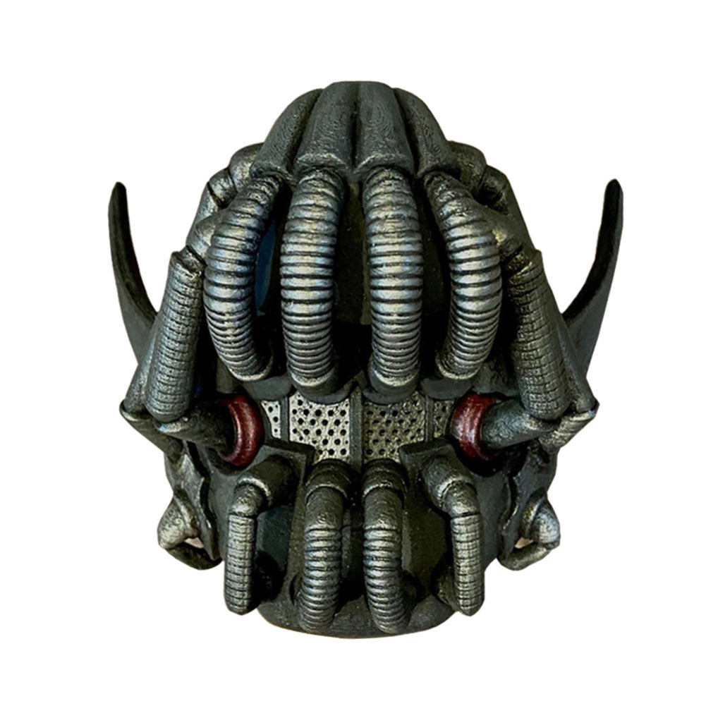 Coslive Bane Face Mask Bane Mask Adult The Dark Knight Rises Cosplay Costume Accessories  Bain